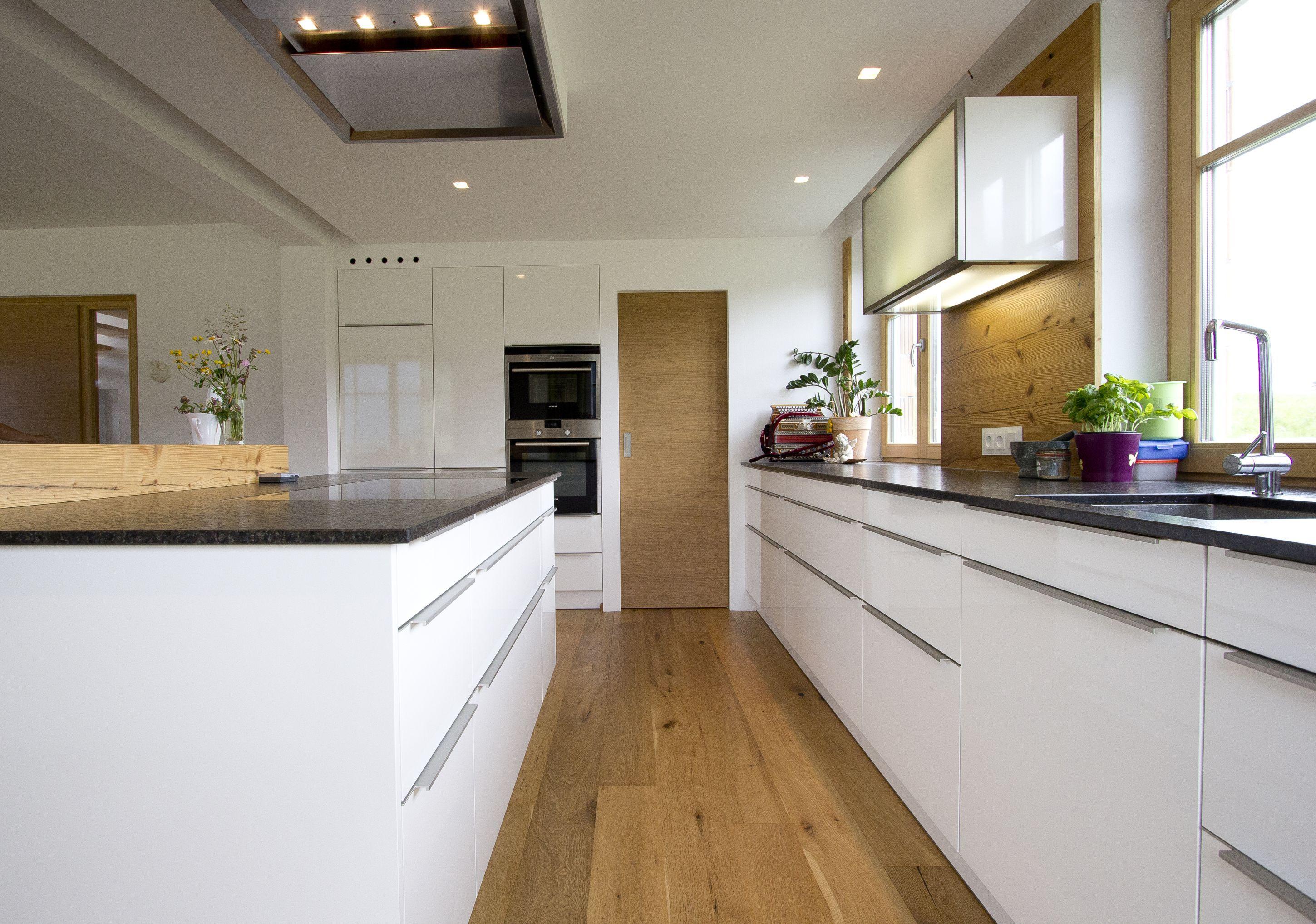 Eingang zur Speise, clever integriert in die Küchenplanung | Küchen ...