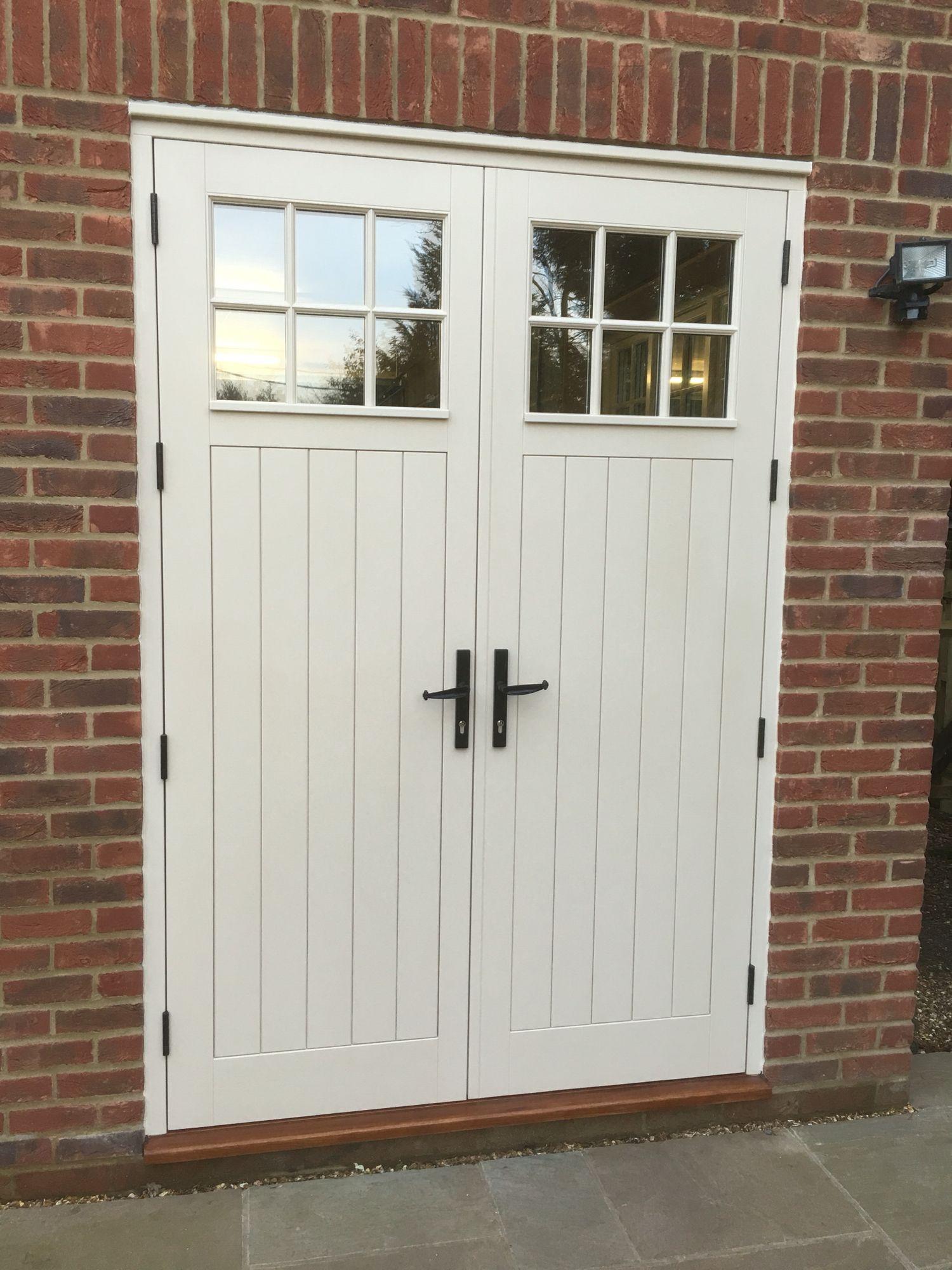 Buy Double Doors 8ft Tall Double Doors For Garage Rear Exit Stuff To Buy