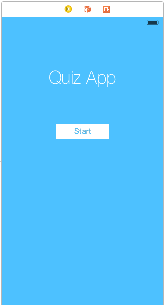 Swift app tutorial: Quiz app | Learning Swift ekkor: 2019