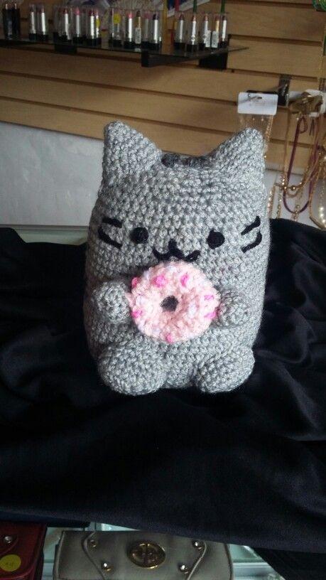 Pusheen the cat amigurumi   amigurimi   Pinterest   Tejido, Animales ...