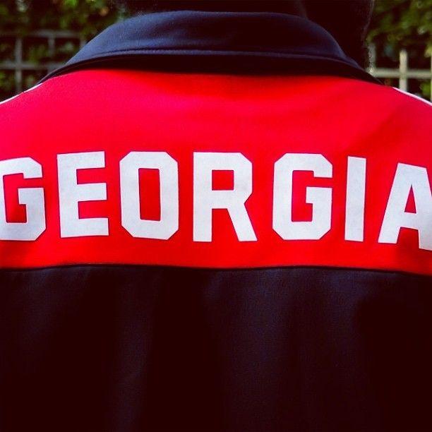 "@enlawded's photo: ""The Adidas Originals Georgia State Track Top by EnLawded.com   #Adidas #Originals #Georgia #american #state #Jacket #atlanta #augusta #columbus #macon #savannah #roswell #Retro #Swag #picstitch #instamood #beautiful #instadaily #tweegram #igers #picoftheday #casual #allin #fashion #tbt #me #adidasoriginals #instagramhub #threestripes @EnLawded http://www.enlawded.com/tag/georgia"""