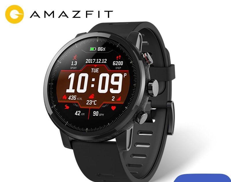 Cheap Price Amazfit Stratos Huami Amazfit Pace 2 Smartwatch