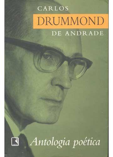 Antologia poética - Carlos Drummond de Andrade