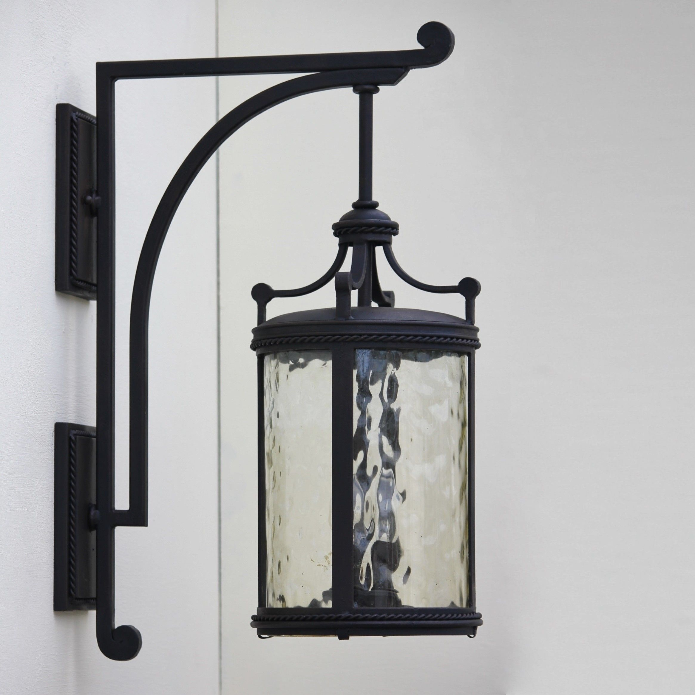 Wrought Iron Outdoor Light Fixtures