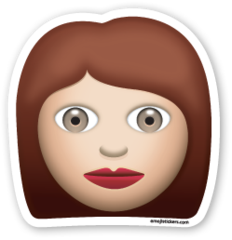 Woman | Emoji Stickers