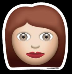 Woman | Emoji Stickers