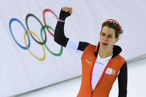 Ireen Wüst, OS 2014