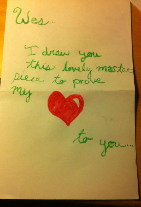 Greatest Love Letters Ever Written By Kids  Kids Notes Funny