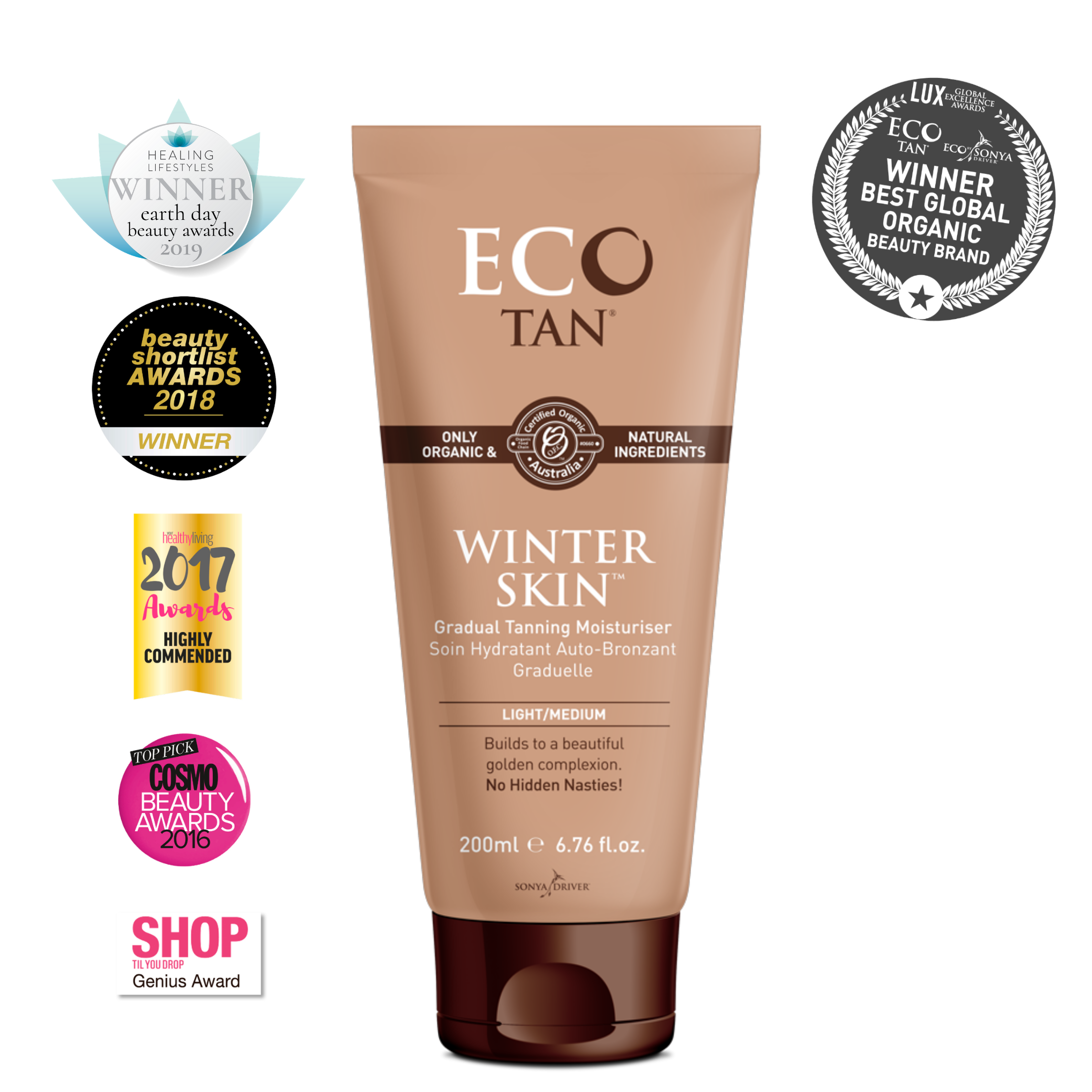 Winter Skin® in 2020 Sunless tanning lotion, Self