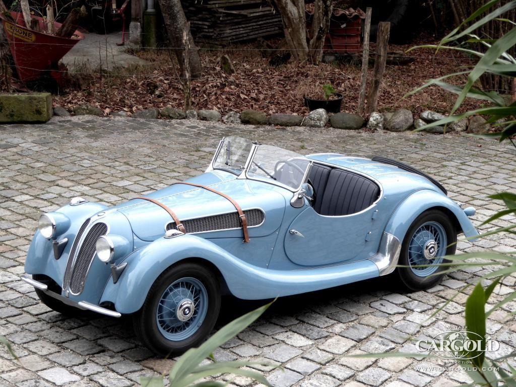 BMW 303 – Ihle Sport Roadster 1934 | German classic cars ...