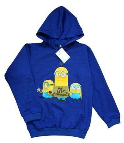 Bluza Minions Kaptur Polska 140 Sweatshirts Graphic Sweatshirt Hoodies