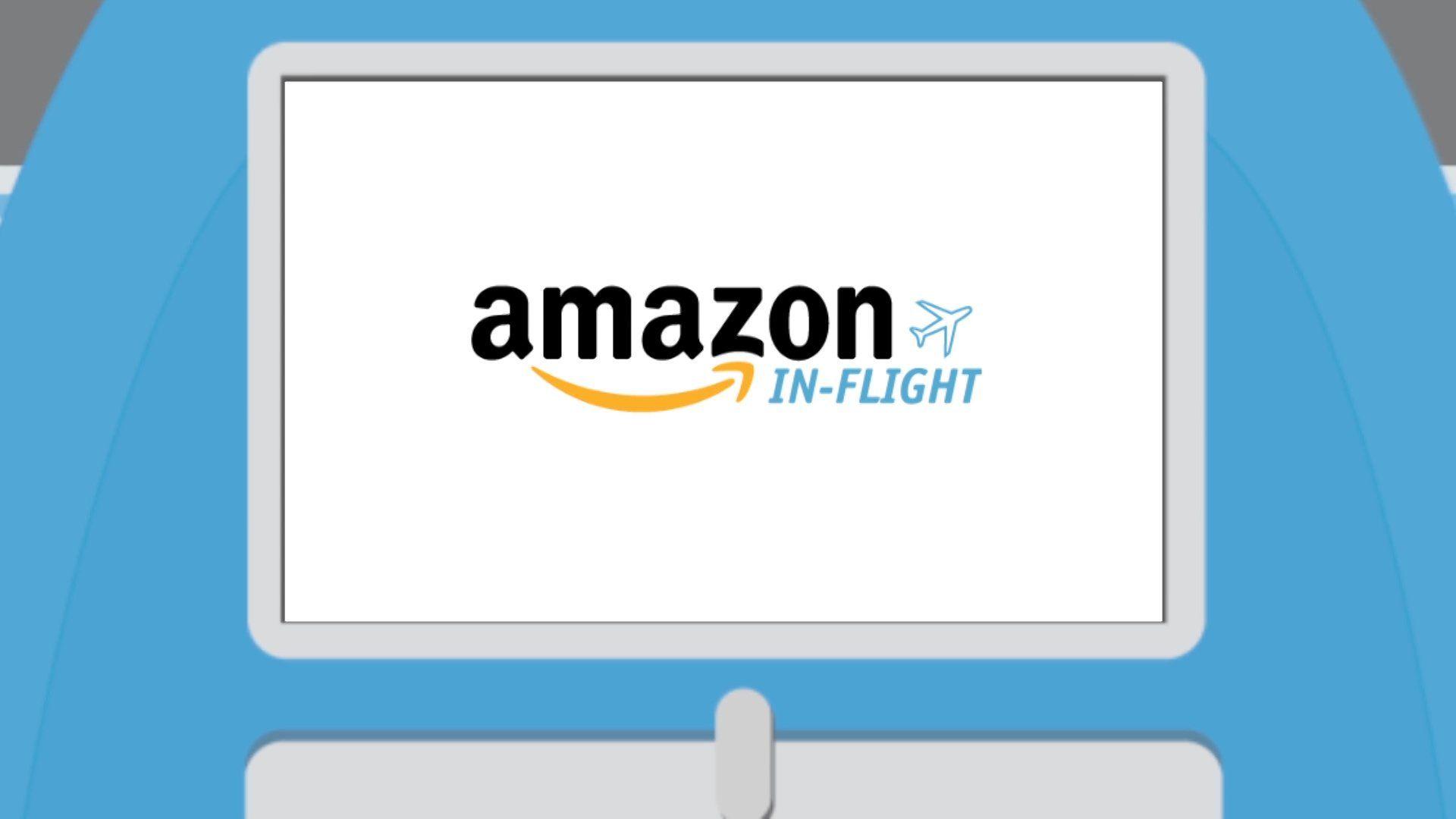 """""""機内で購入し、目的地に届けてくれる""""21世紀型機内販売 Amazon InFlight"""