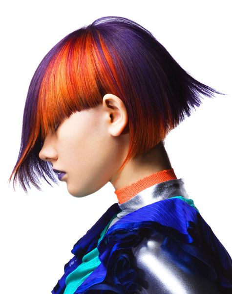 2009 Japan Hairdresser of the year 準グランプリ