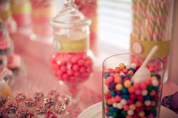 Cumpleaños temáticos infantiles: una fiesta muy dulce