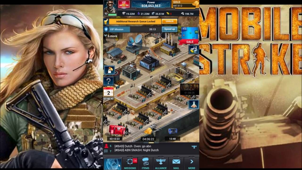 Mobile Strike Hack Cheat Engine Free Gold & VIP Points 100