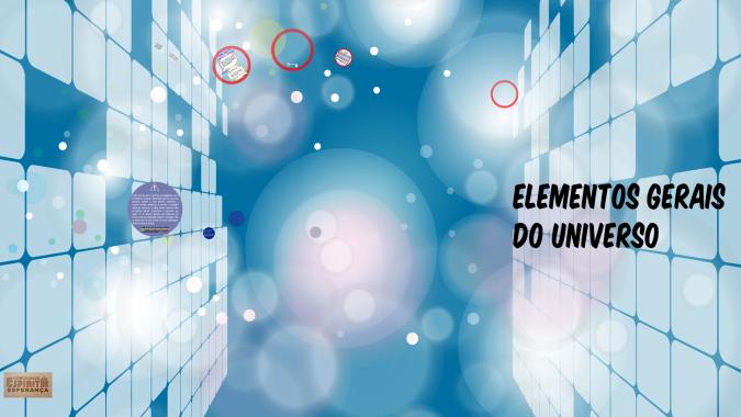 Elementos Gerais do Universo.