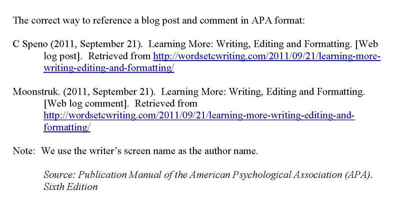 How To Cite A Quote From A Website When To Cite A Reference In A Research Paperif You're Looking