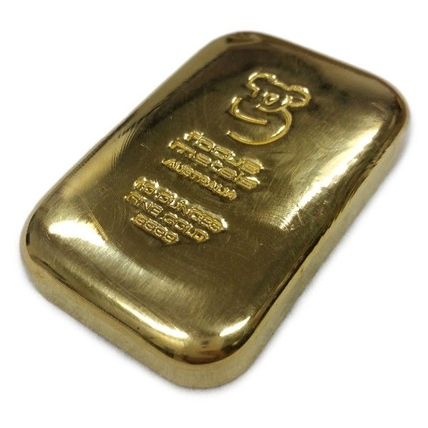 Focus Metals Cast Gold Bar 10oz Phone 1300 618 363 Gold Bullion Bars Gold Bar Gold Bullion