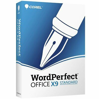 (eBay Link)(Ad) WordPerfect Office X9 Standard Official