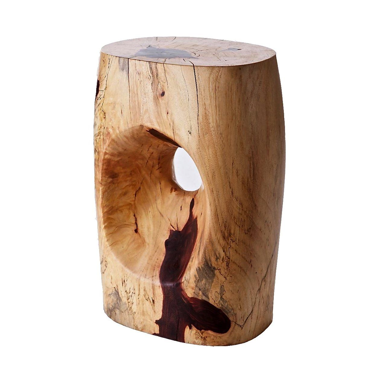 Foreign Affairs 13341121 Tamarind End Table | ATG Stores