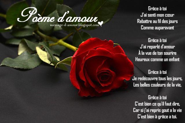 Poèmes Damour Romantique