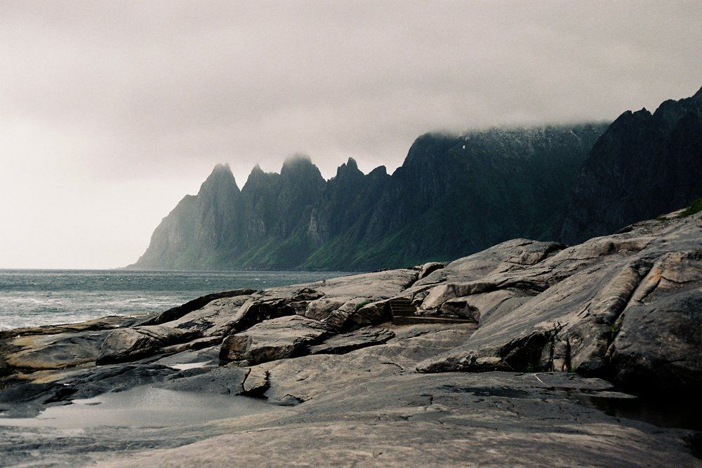 Agathe Monnot raconte son voyage en Norvège : Scandinavian Journey