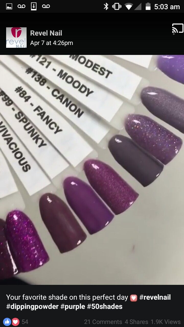 Find This Pin And More On Nail Colors Revel By Kc0507