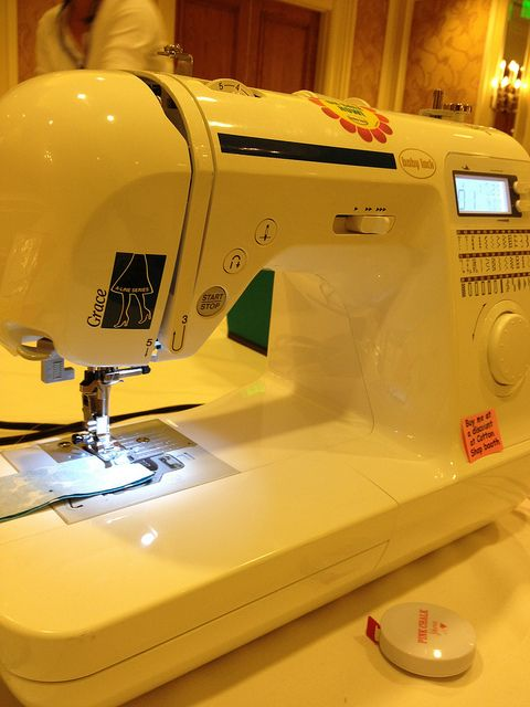 Sewing Summit 40 Brother Sewing Machines Album And Craft Classy Babylock Grace Sewing Machine