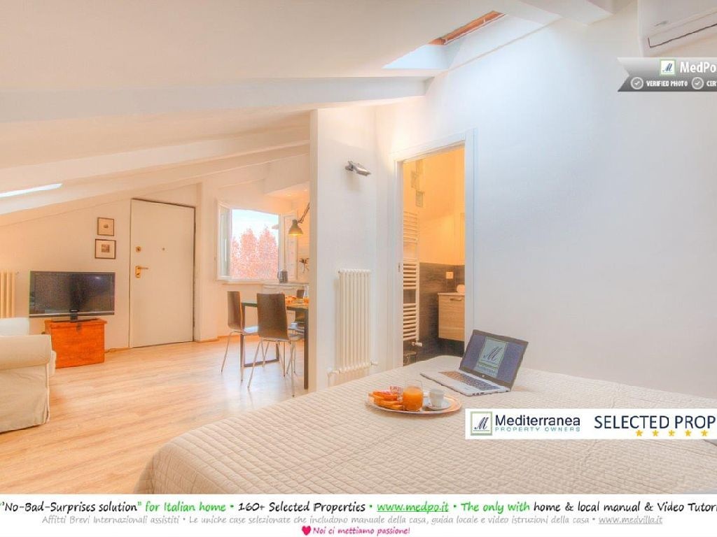 Peter S Apartment Rome Apart Wood Flooring Terrace Wi Fi Heating