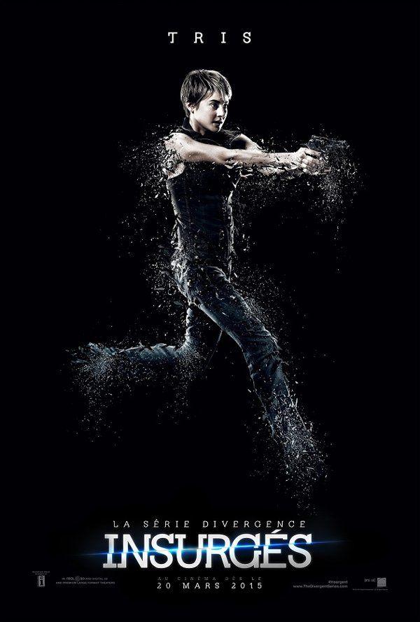 Les affiches de Divergence: Insurgés - Tris