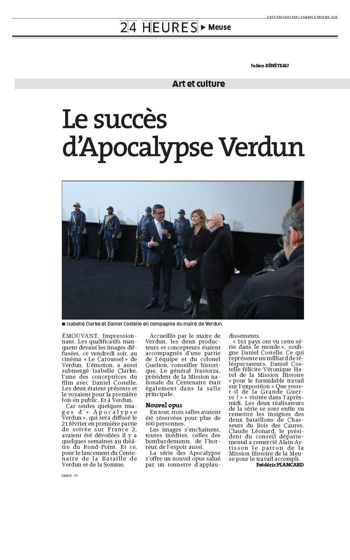 La Section Poilus De Verdun A L Avant Premiere Apocalypse Verdun Apocalypse Culture Art Impressionnisme