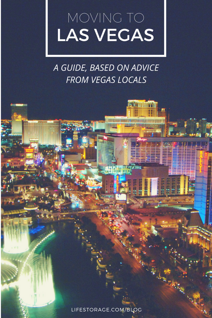 Moving To Las Vegas The 2020 Locals Guide With Images Moving