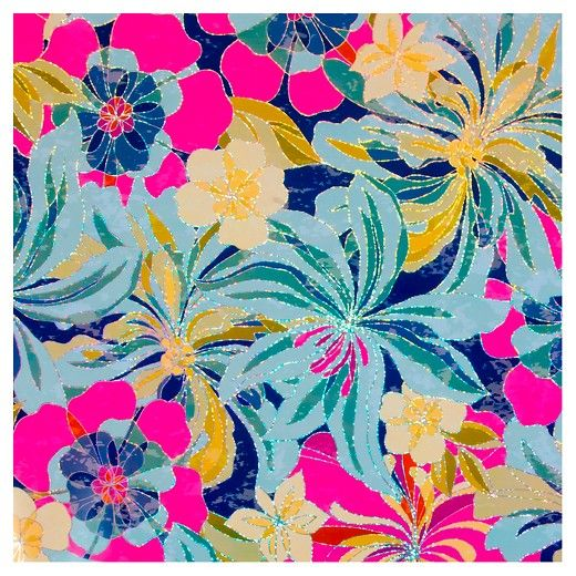 Papyrus Spring Floral Gift Wrap/Decorate any special occasion with ...