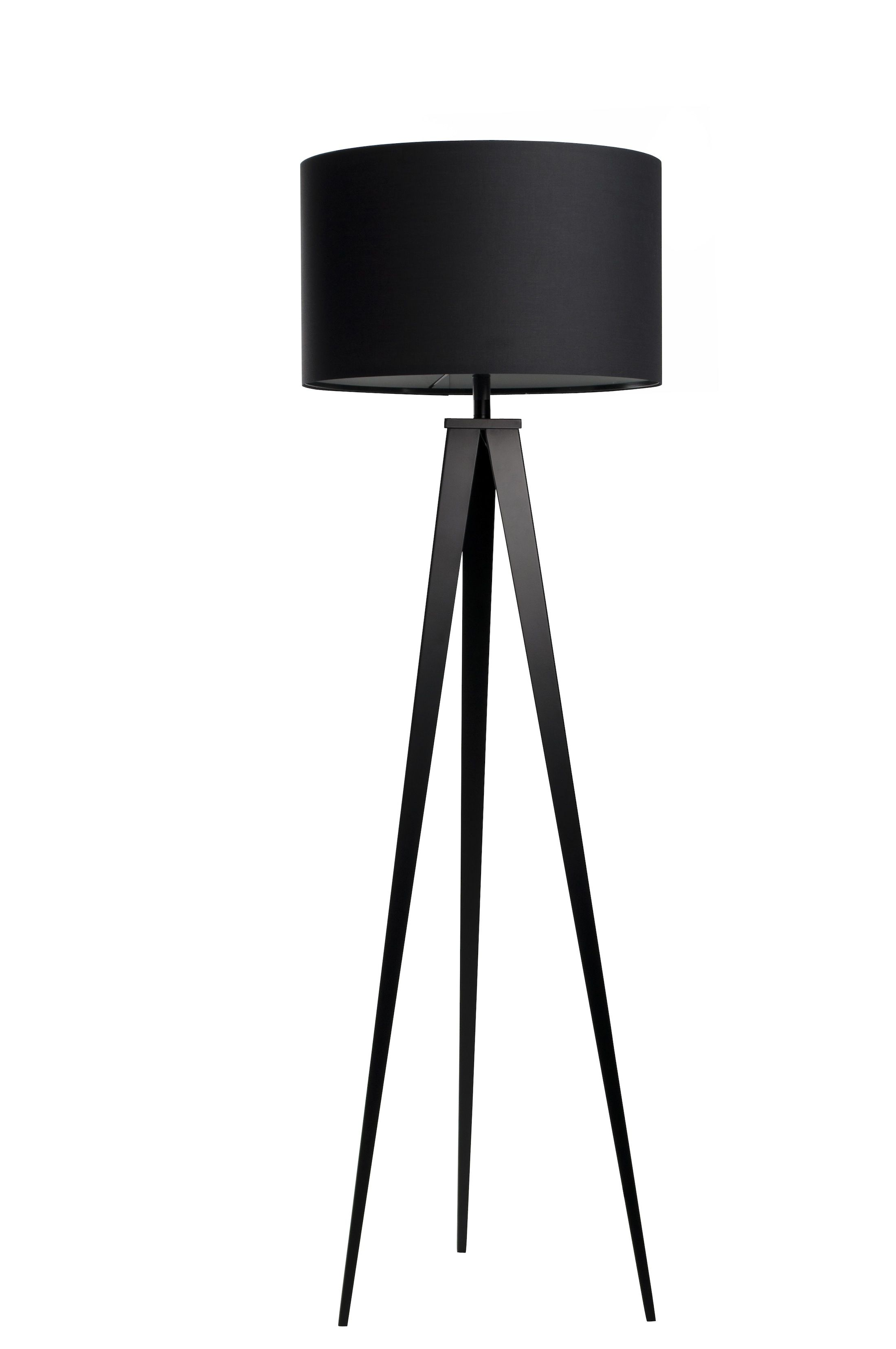 ZUIVER lampa podłogowa tripod black AnOther DESIGN (With