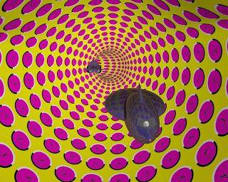 هل هذه الصور ثابته ام تتحرك ل ب كره Optical Illusions Amazing Optical Illusions Illusions