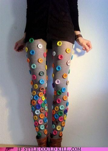 ..actually wear these.