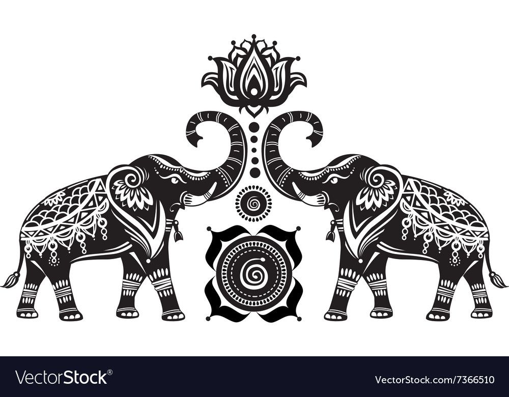 Traditional Indian Elephant Motifs Résultats de rech...