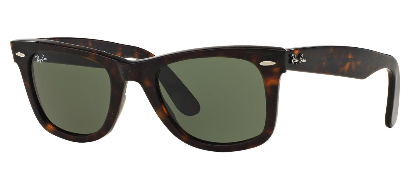 9f61332e8371c The Ray-Ban RB2140 Original Wayfarer Sunglasses are one of the most  recognisable style in
