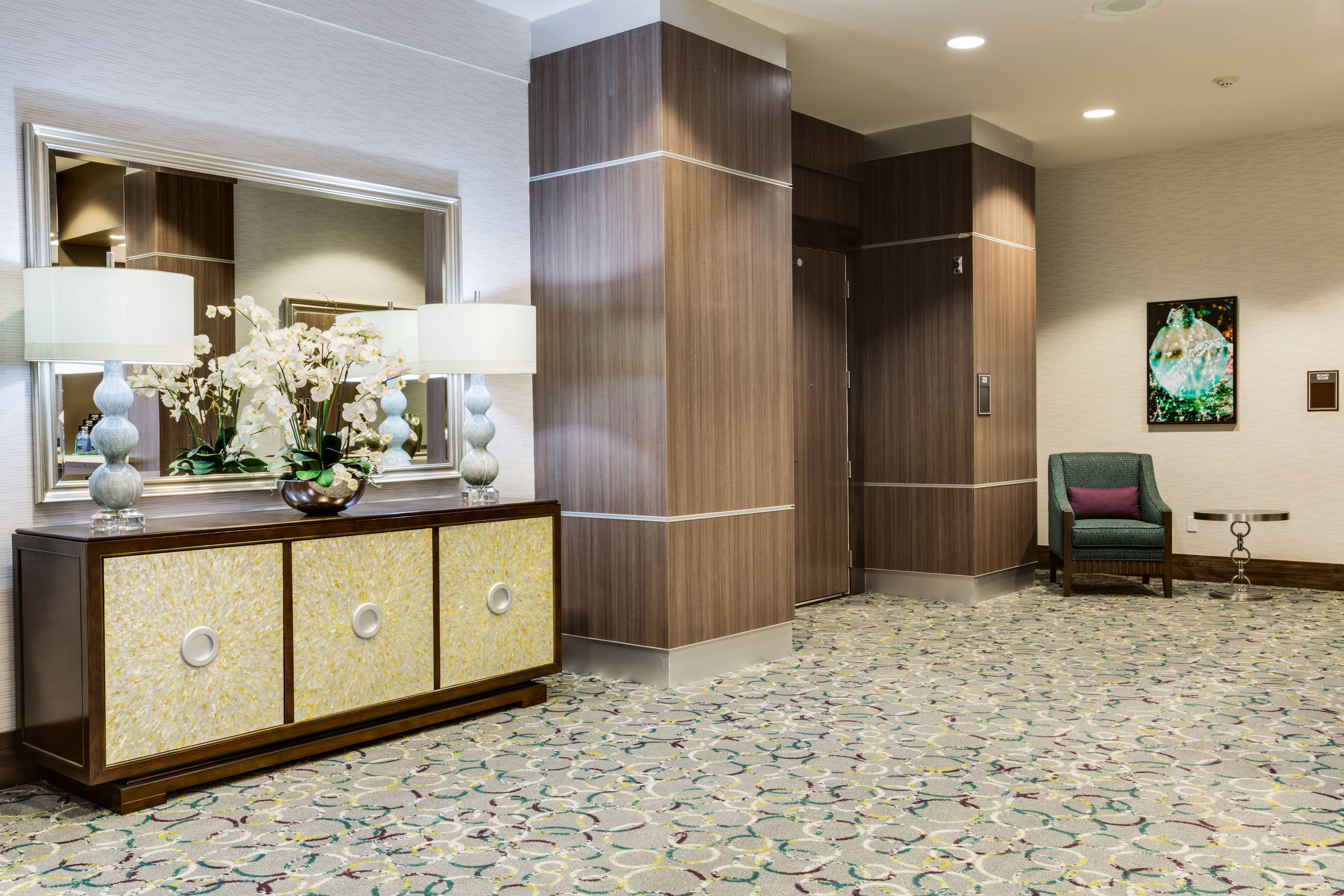 Residence Inn Daytona Beach Oceanfront Meeting Room Pre Function