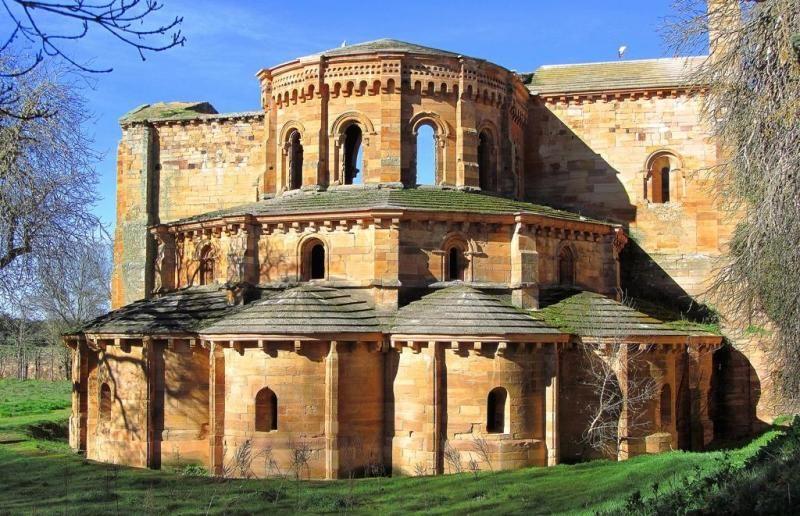 Resultado de imagen de Monasterio Cisterciense de Santa María de Moreruela