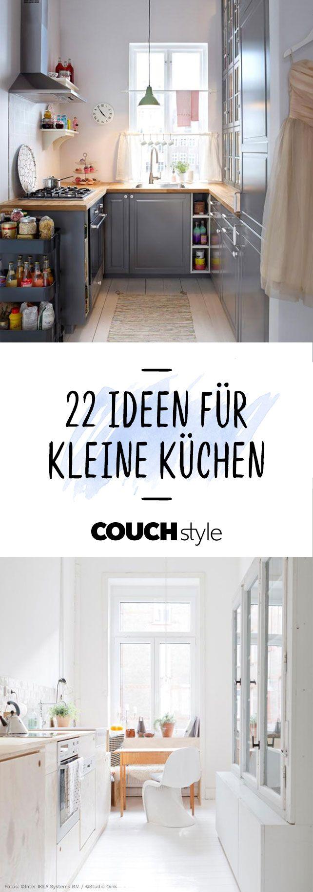 Photo of Kleine Küchen größer machen: So geht's!