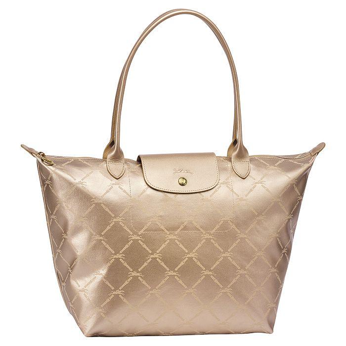 Longchamp Gold