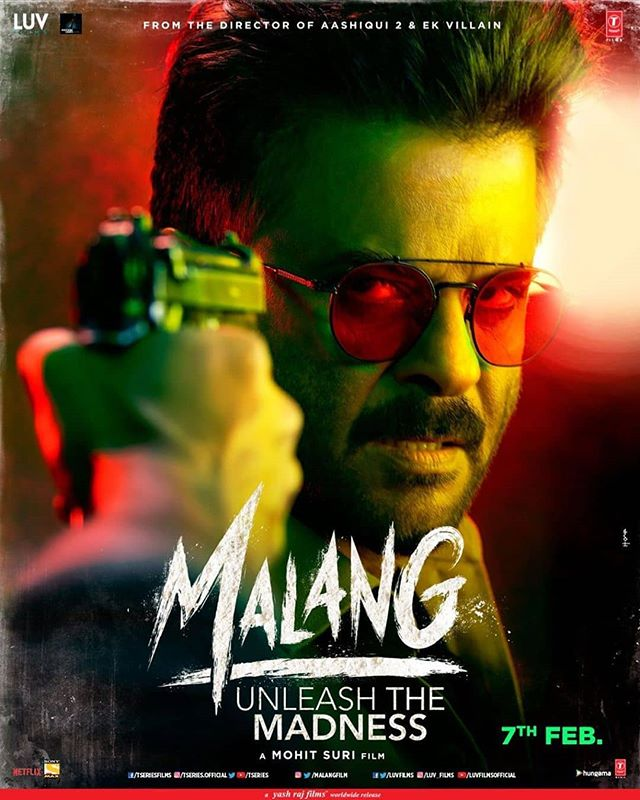 Malang Movie in 2020 Indie movie posters, Trailer song