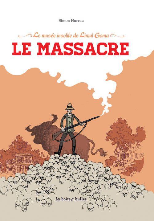 Le massacre Simon Hureau