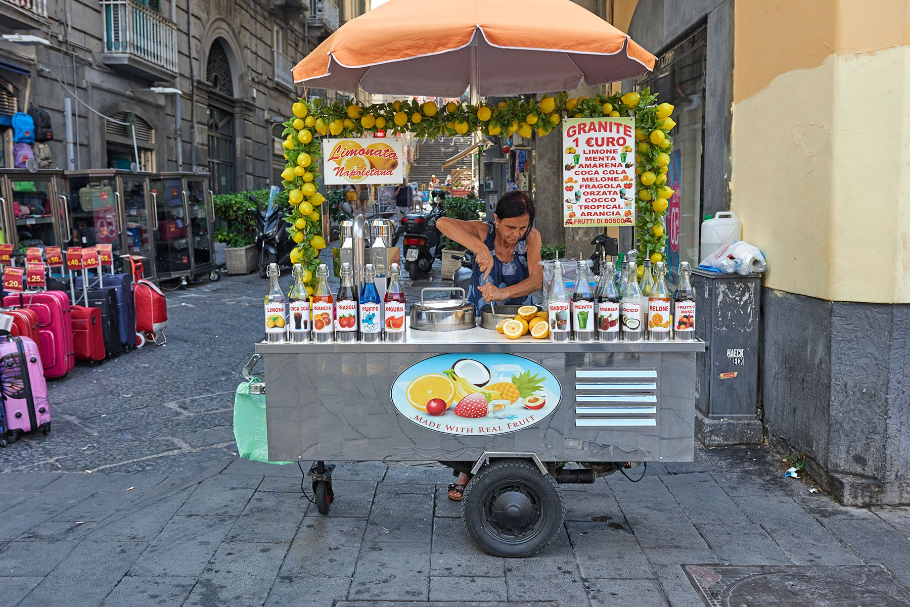 Limonata napoletana