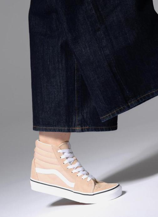 SK8 Hi W - Noir en 2020 | Sneakers, Sarenza et Chaussure
