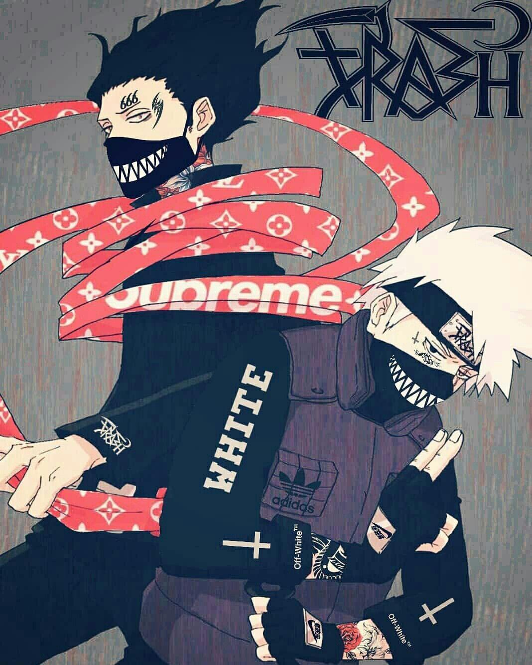 Pain Naruto Wallpaper: Pin By SSJSteffan On Anime (FASHION AND EDITS)