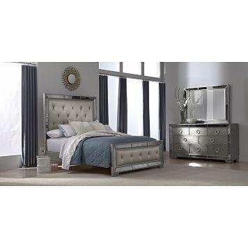 American Signature Furniture Angelina Bedroom 5 Pc Queen Bedroom