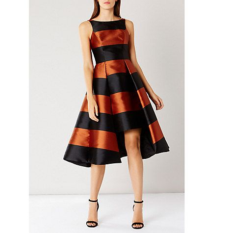 Buy Coast Freida Stripe Dress, Multi Online at johnlewis.com