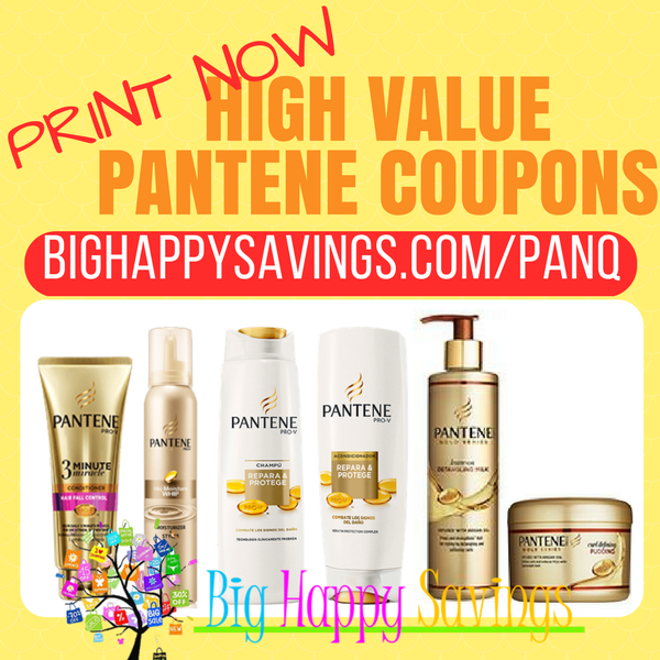 picture about Pantene Coupon Printable identified as Pin via Huge Content Cost savings upon Printable Discount coupons Printable